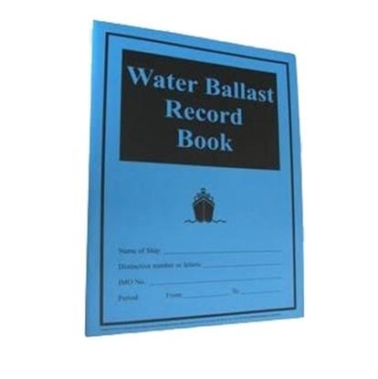 "Книга ""Ballast Log Book"""