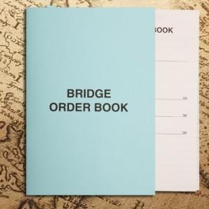 "Книга ""Bridge Log Book"""