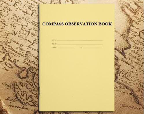 """Книга """"Compass Error Book"""""""