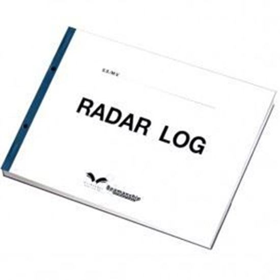 """Книга """"Radar Log Book"""""""