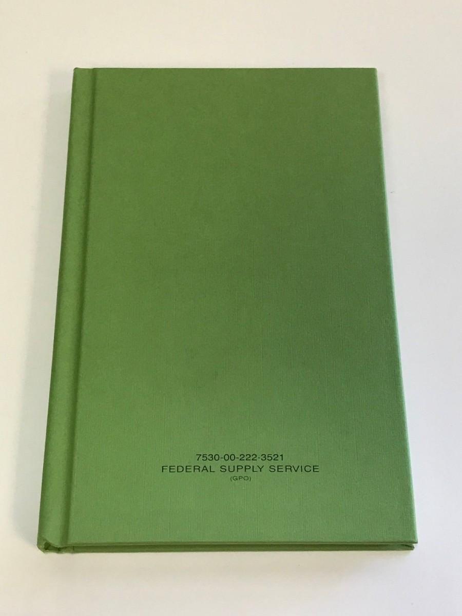 """Книга """"Reefer Plant Log Book"""""""